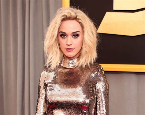 Katy Perry at 59th Annual Grammy Awards in Los Angeles ...