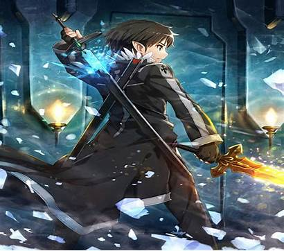 Kirito Sword Anime Wallpapers Background Wall