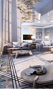 Private Villa Interior Design Dubai UAE 3 - Mouhajer ...