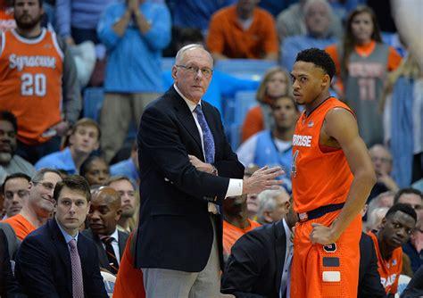 Syracuse Coach Jim Boeheim Plans On Retiring In Three Years