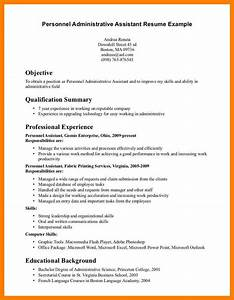 Good abilities for a resume