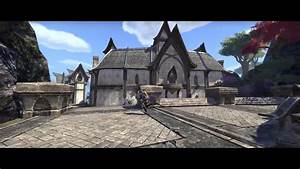 ESO Large Altmer House Invaded High Elf Homestead One ...