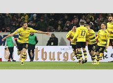 Debut Peter Stoeger Akhiri Paceklik Kemenangan Borussia