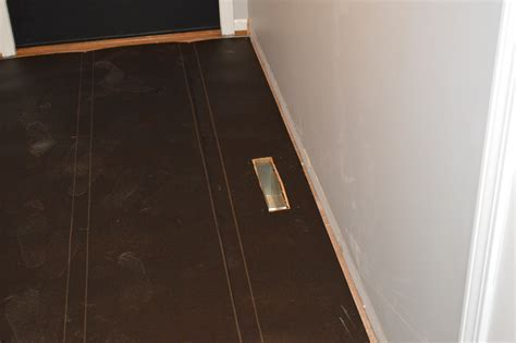Prepping to Lay Engineered Wood Flooring   Loving Here