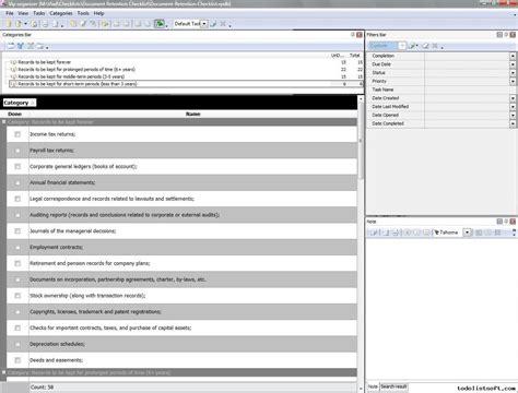 document template document management templates