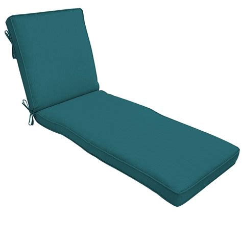 chaise e 50 sunbrella spectrum outdoor chaise lounge cushion blue