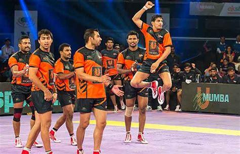 Hyderabad Obliterate Mumbai 46  25  Pro Kabaddi League
