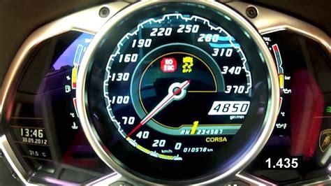 How Fast Does A Corvette Go lamborghini aventador 0 100 quot 3 seconds quot