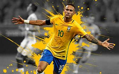 Neymar 4k Jr Wallpapers Brazil Football Ultra