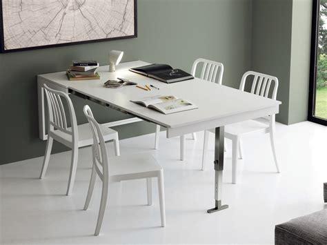 tavolo mensola allungabile tavolo a muro allungabile da cucina dory by ideas