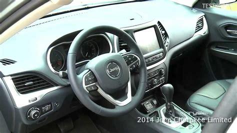 jeep cherokee sport interior 2016 2014 jeep cherokee interior youtube