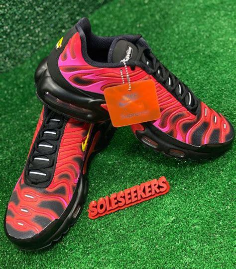 prime foto delle supreme  nike air max  tn sneaker