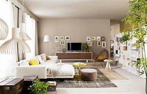 Wandfarbe Für Wohnzimmer : wohnzimmer farben w nde ~ One.caynefoto.club Haus und Dekorationen