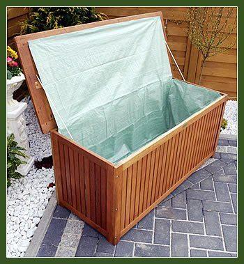 Auflagenbox Selber Bauen by Auflagenbox Selber Bauen Ausgezeichnet Gartentruhe
