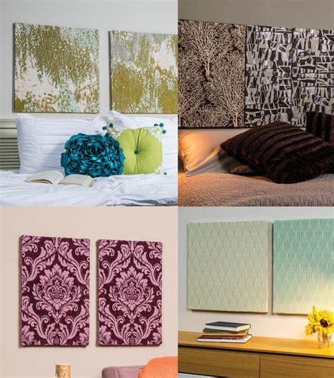 fabric panels tips  tricks  wall art  pinterest