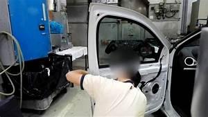 Tuto D U00e9montage Poign U00e9e De Porte Renault Clio 3  Disassembly