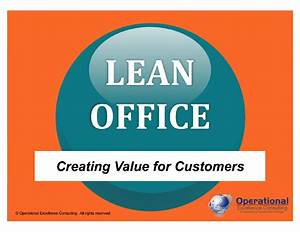 Lean Office (PowerPoint)