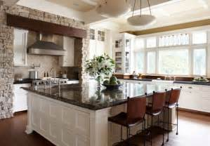 how big is a kitchen island wonderful large square kitchen island favething