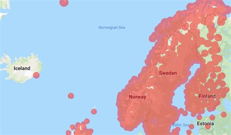 propeller gps corrections network expands  norway