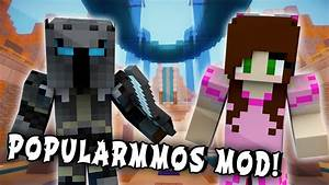 Minecraft Mods - POPULARMMOS MOD (With Jen, Tree Of Epic ...  Popularmmos