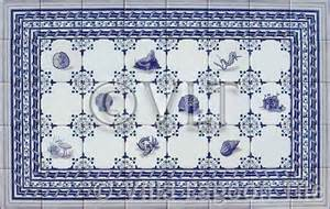 kitchen wallpaper borders ideas delft sea tiles villa lagoon tile