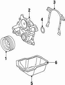Engine Parts For 1996 Buick Century