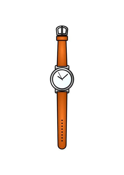 image montre bracelet dessin
