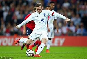 Wayne Rooney should play in midfield for England, says ...