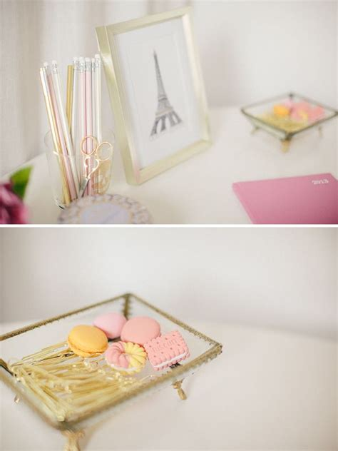 pink and gold desk accessories white and gold white and gold desk accessories