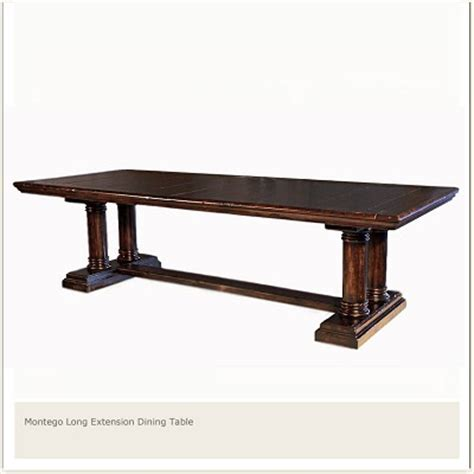 Montego Extra Long Dining Table