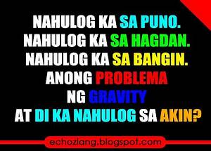 Anong problema ... Anong Problema Mo Quotes