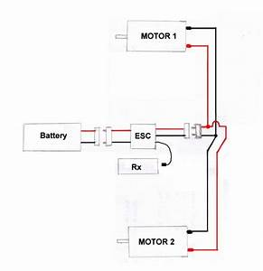 Brushed Motor Wiring Diagram