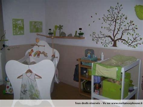 chambre mixte bébé decoration chambre de bebe mixte