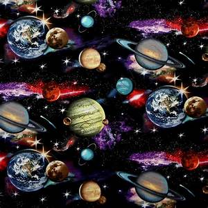 Elizabeth's Studio In Space Solar System Planets Galaxy ...
