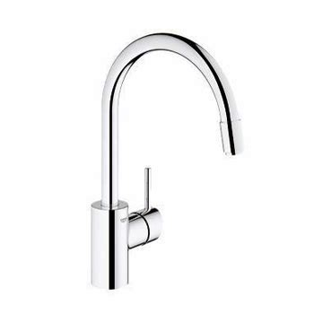 Grohe 32665001 Concetto Dual Spray Pull Down Kitchen