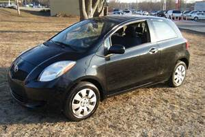 Buy Used 2008 Toyota Yaris 3 Door Hatchback Manual