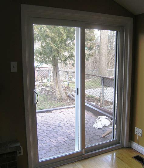 retrofit sliding door photo album woonv handle idea