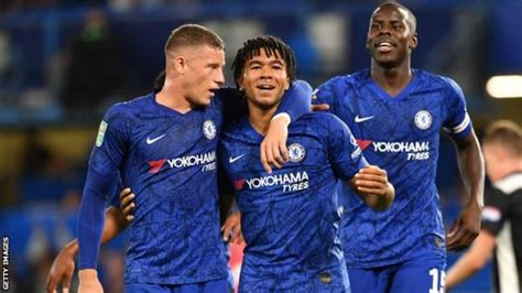 Chelsea 7-1 Grimsby Town: Reece James impresses on debut ...