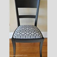 Best 25+ Recover Dining Chairs Ideas On Pinterest