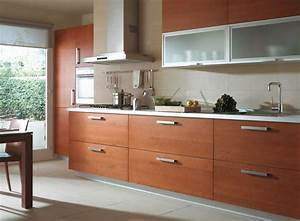 Cuisine équipée Bois : cuisine quip e bois ~ Premium-room.com Idées de Décoration