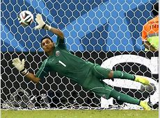 De Gea to Real Madrid Keylor Navas to Manchester United