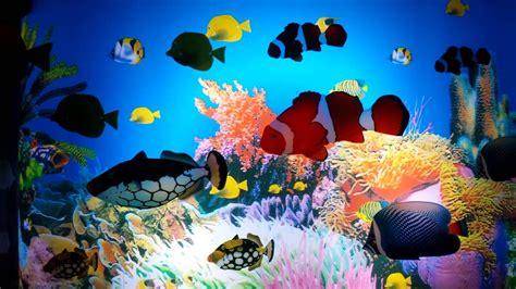 Animated Aquarium Wallpaper For Android - 3d fish live wallpaper free wallpaper