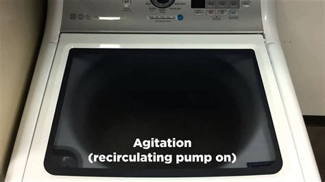 gtw washer sounds agitation pump  youtube