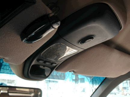 ford explorer overhead console installation