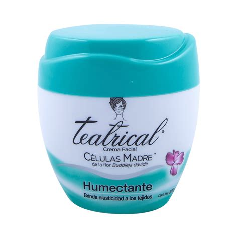 Amazon.com: Teatrical Crema Celulas Madre Antiarrugas 200