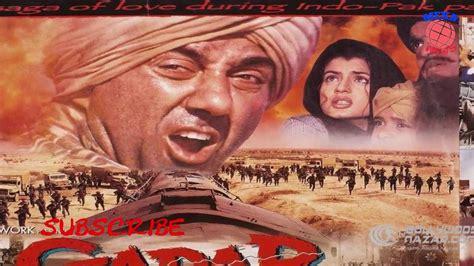 gadar ek prem katha  bollywood film  trailer songs