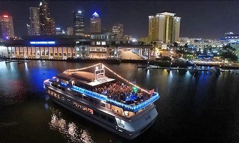 Rock The Boat Yacht Cruise by Nautical St Petersburg Wedding Yacht Starship
