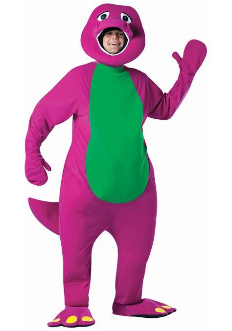 Barney The Dinosaur Costume  Halloween Wiki Fandom