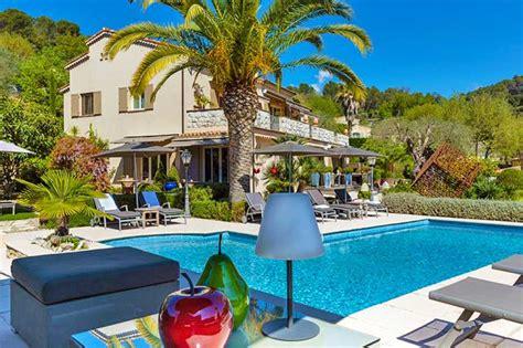 chambre d hote paul trois chateaux villa cédria la colle sur loup alpes maritimes provence alpes côte d 39 azur chambres
