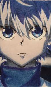 Killua Zoldyck Pastel | Anime Amino